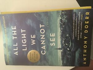 Novel / Book All the light We Cannot See