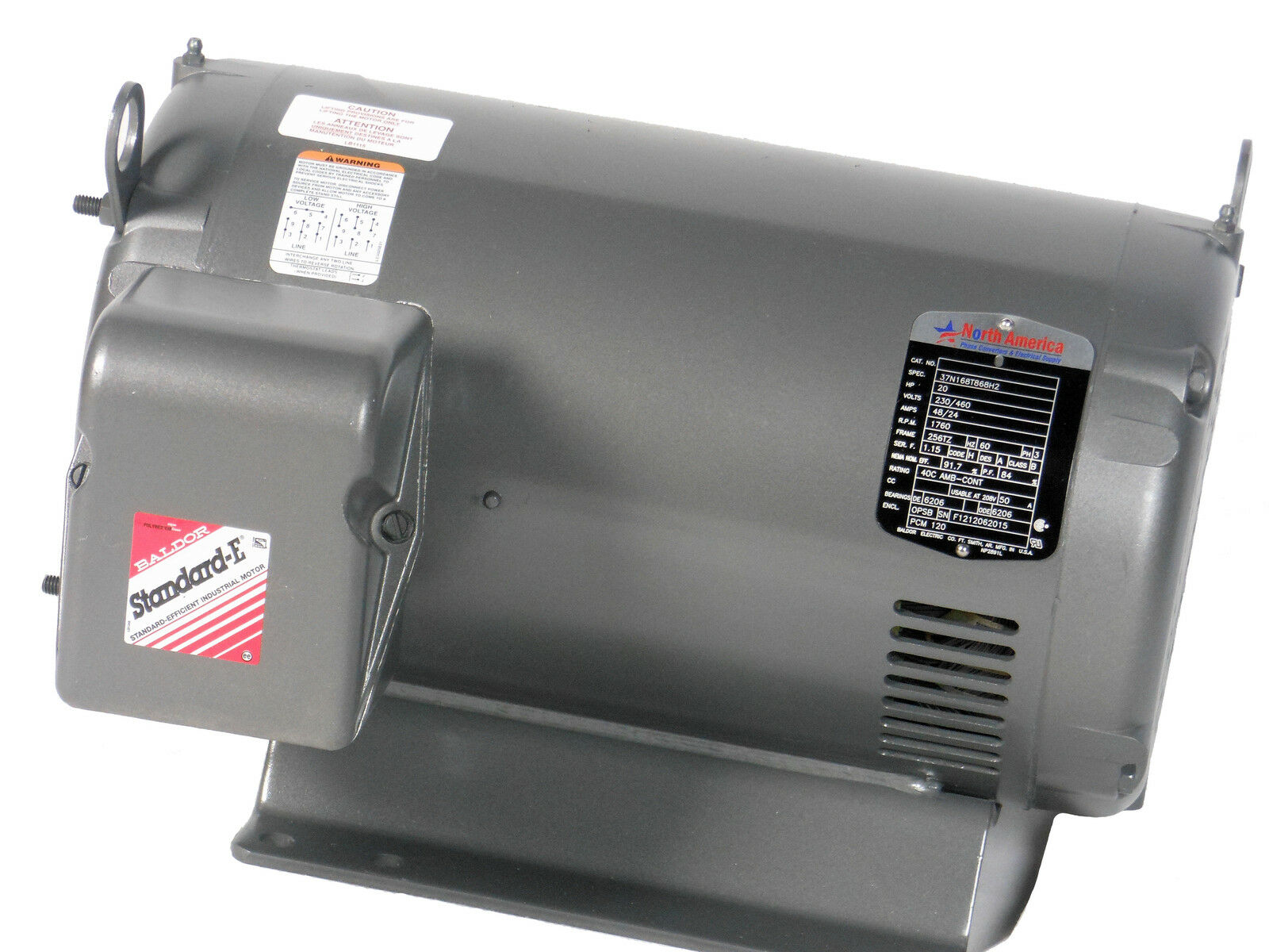 PL-20 Pro-Line 20HP Rotary Phase Converter - Built-In ...