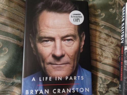 Breaking Bad - Bryan Cranston  autographed hard cover book  JSA Certified