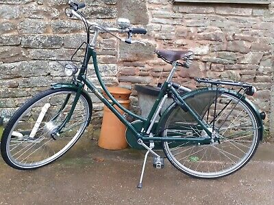 Pashley Princess Sovereign - Ladies Bike British Racing Green - used lightly.
