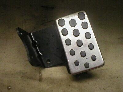 - MUSTANG Dead Pedal Foot Rest Pad OEM MACH I Bullitt 99-04 94-98 87-93 79-86 PCO