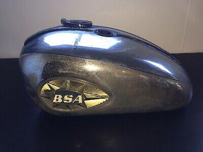 Original BSA A50/A65 Lightning/Thunderbolt US Style Fuel Tank
