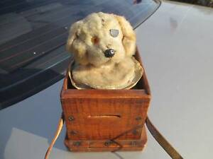 Wind Up Depression Teddy Bear toy.Very Rare,working order Colac Colac-Otway Area Preview