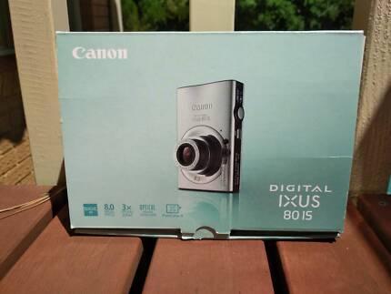 Digital Camera - IXUS 80IS