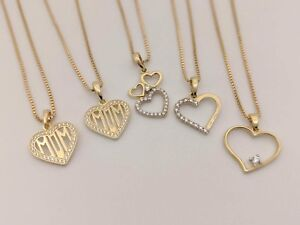 10K Gold Women's Necklace