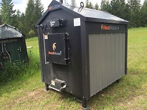 Heatmaster outdoor wood boiler