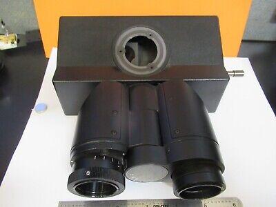 Olympus Japan Binocular Head U-tr-30 Optics Microscope Part As Picture 14-ft-58