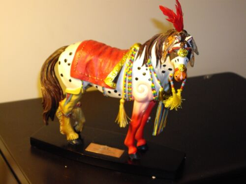 HORSE OF A DIFFERENT COLOR - CHEROKEE WARRIOR