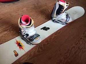 Planche à neige FREE STYLE Québec City Québec image 3