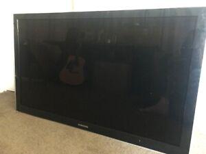 "Samsung TV 46"" LCD 200hz"