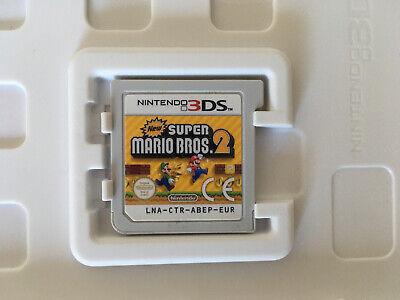 New Super Mario Bros 2 (Nintendo 3DS) *READ DESCRIPTION*