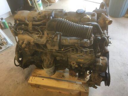 2H landcruiser diesel engine