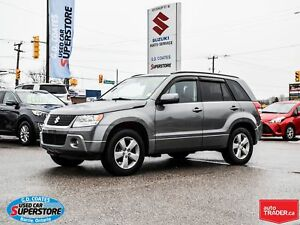 2009 Suzuki Grand Vitara JLX 4x4 ~Heated Seats ~Power Moonroof