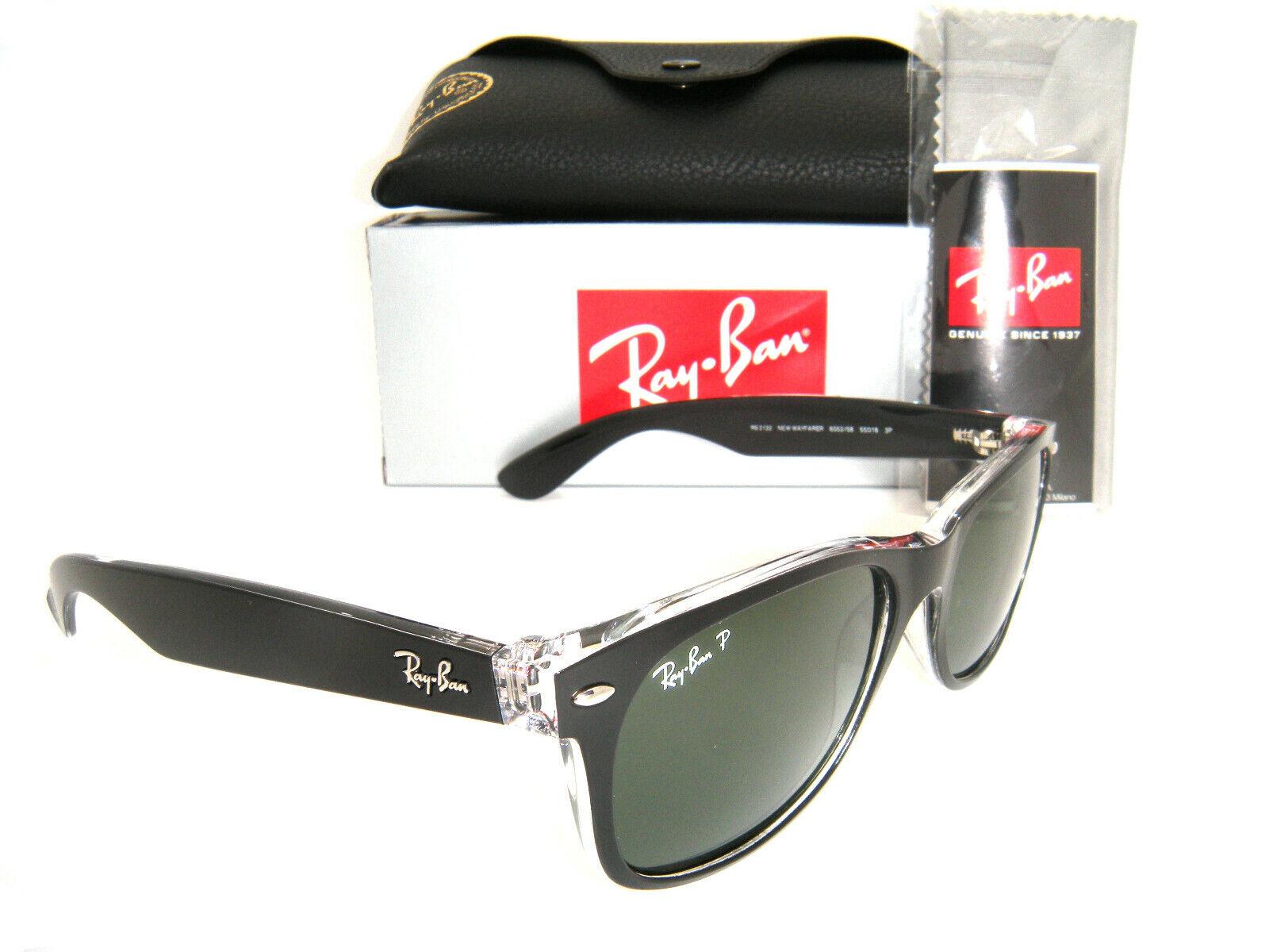 Ray-Ban RB2132 605258 52MM Sunglasses