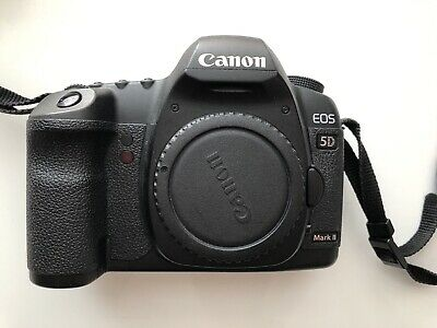 CANON EOS 5D MK2/MARK II CAMERA BODY EXCELLENT