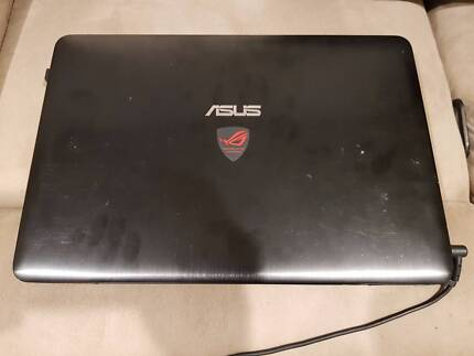 ASUS Laptop ROG G551J i7 16GB Memory 256GB SSD Hard drive Windows