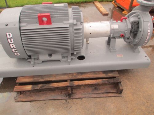 DURCO FLOWSERVE  MARK 3 MK3 STD 2K6X4 13A/96RV CENTRIFUGAL PROCESS PUMP 150 HP