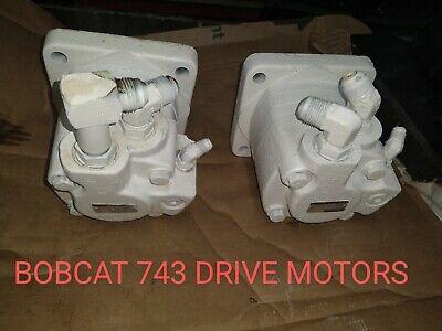 Bobcat 743 Drive Motors