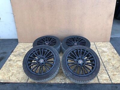 DCENTI RIMS WHEELS ALL FOUR WITH TIRES SET 18