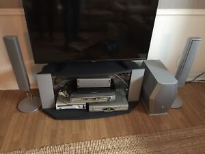 Panasonic DVD (5disk)Home theater sound system SA-HT920