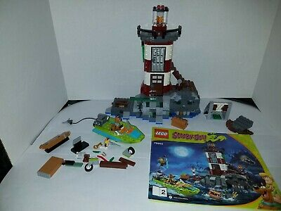 Lego 75903 Scooby-Doo Haunted Lighthouse INCOMPLETE READ
