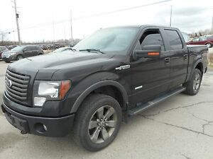 "2012 Ford F-150 4WD SuperCrew 145"" F"