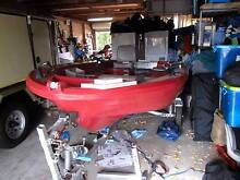 Smartwave Poly 3500 boat (HULL ONLY) City North Canberra Preview