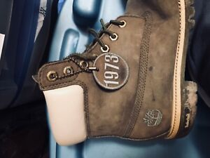 Timberland boots (vintage 1973 edition)