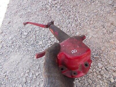 Farmall B Bn Tractor Governor Assembly With Housing Cover Case