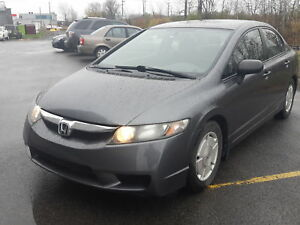 2009 Honda Civic DX-G****Financement disponible 1,2 et 3 chance