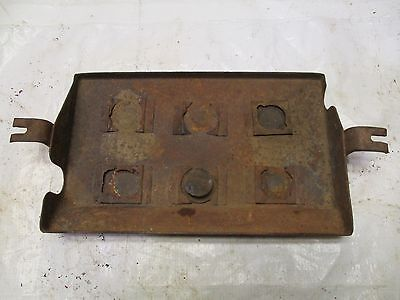 Farmall Ih M Tractor Battery Box Cover
