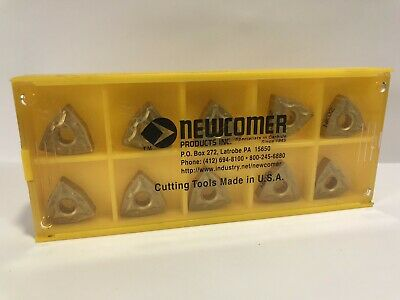 Newcomer Wnmg-432sa New Carbide Inserts Grade Nk02 10pcs