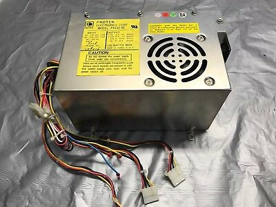 Haas Vf Power Supply Protek Px135-40 Tested With Warranty