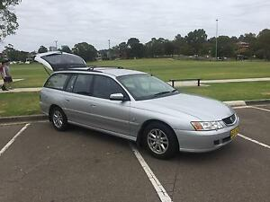 2004 Holden Commodore Wagon Oatlands Parramatta Area Preview