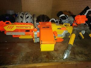 Nerf large Toy Gun with complete stand