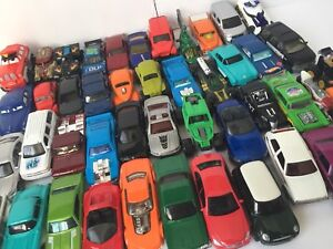 TONS OF DIECAST 1/64TH SCALE CARS!!! NEED GONE!!!