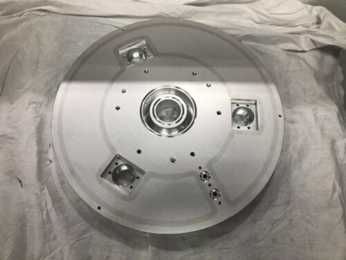 Applied Materials Amat 0041-55333 Gasbox Large Electrode Lid Mounted Producer