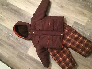 Winter Jacket and Snow Pants