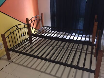 Double decker bed for sale