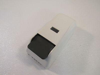 Standard Commercial Washroom Soap Dispenser White Surface Mounted
