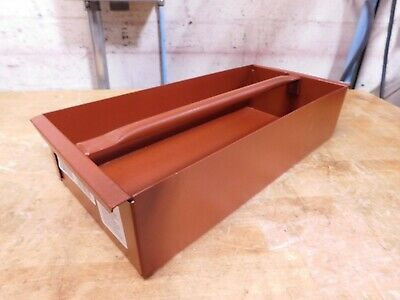 Jobox Tool Box Steel Tray 18-316 W X 8 D X 4 H Tan For Model 653990