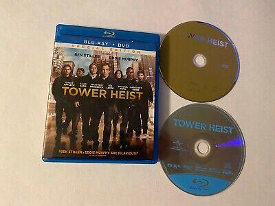 Tower Heist (Bluray/DVD, 2011) [BUY 2 GET 1]