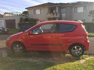 2007 Holden Barina Hatchback Bondi Eastern Suburbs Preview