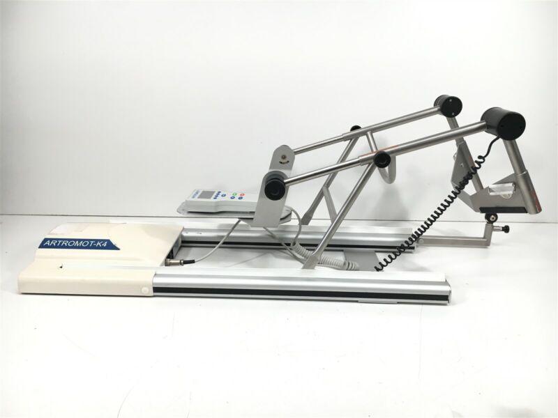 ARTROMOT-K4 CPM Continous Passive Motion Knee Excercise Machine SN 80.00.015