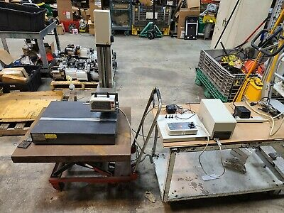 Mitutoyo Surftest Sv-600 Surface Roughness Measuring System Profilometer