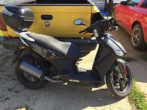 2013 Kymco Agility City 50 ONLY NEED LEARNERS TO DRIVE