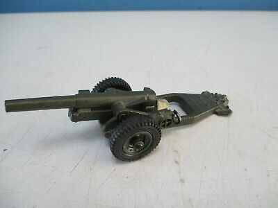 Dinky Reproduction Box 693 7.2 howitzer repro