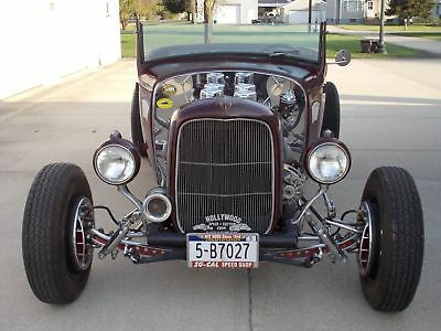1932 Ford Other Roadster 1930-1932 cars ford