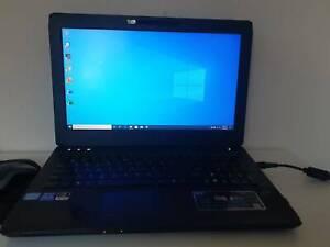 Asus G53SX Gaming laptop 15.6 Size
