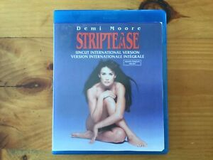 Bluray - Striptease